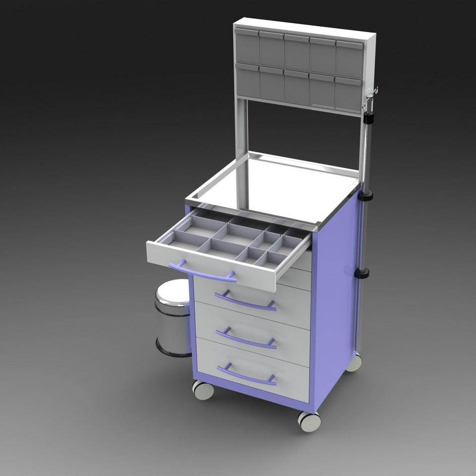 A30 Anestezi Arabası -2