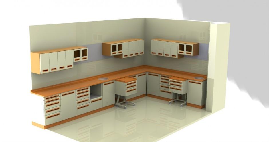 Klinik Oda Tasarımı