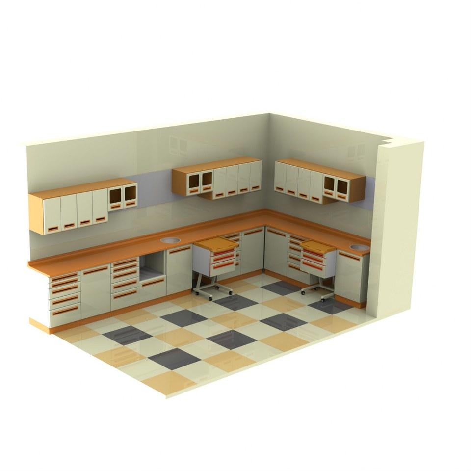 Klinik Oda Tasarımı (3)