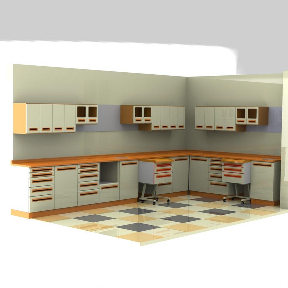 Klinik Oda Tasarımı (2)