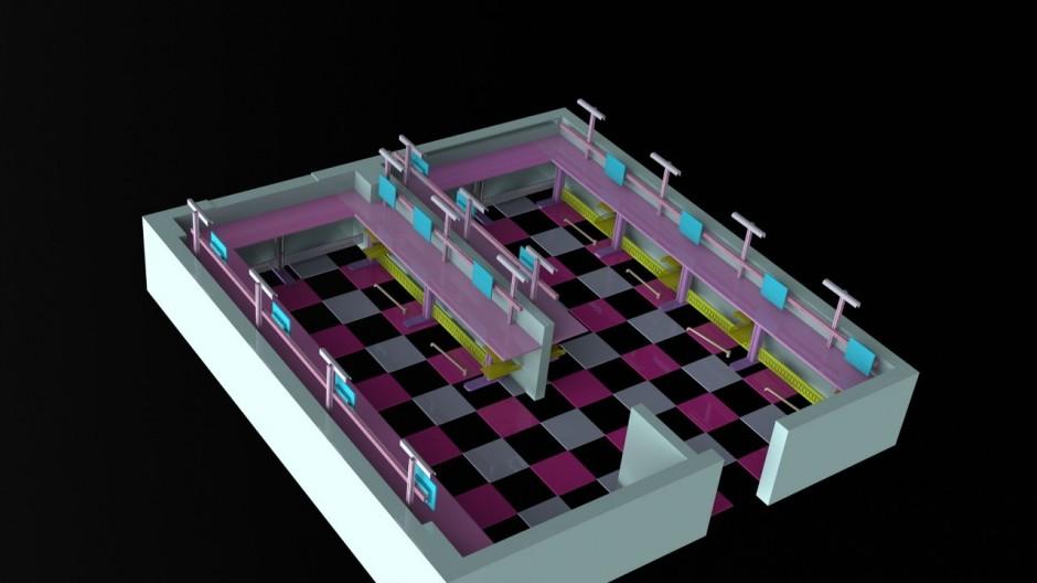 PACS Odası Tasarımı