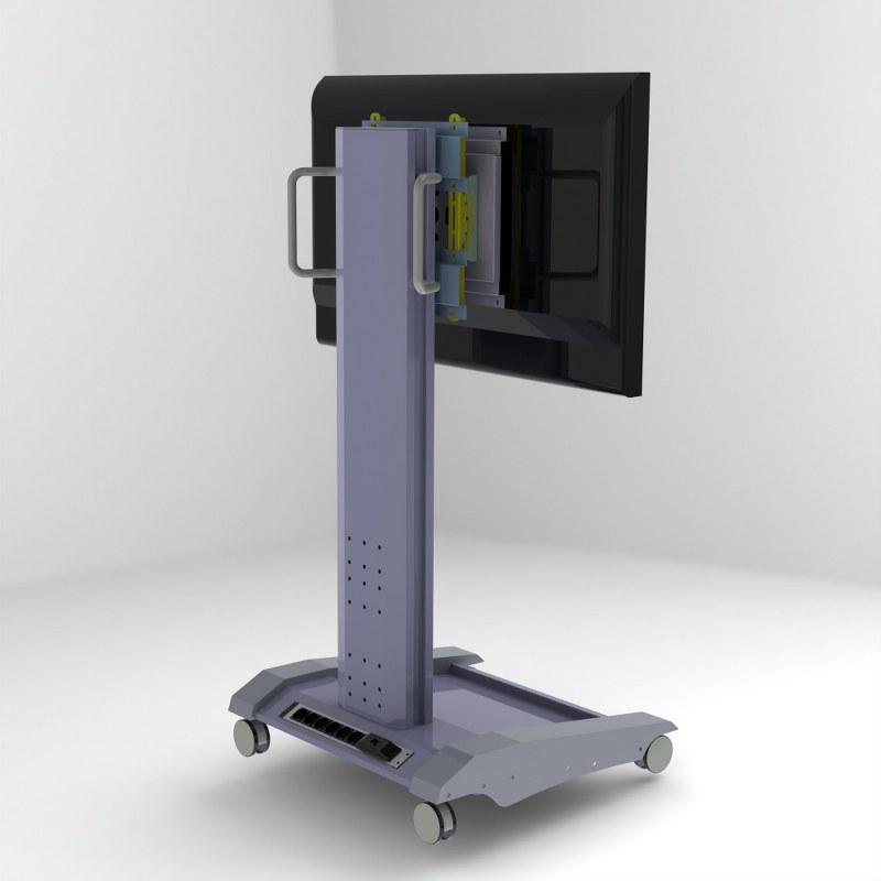 T70 Plasma Ekran Trolley (3)