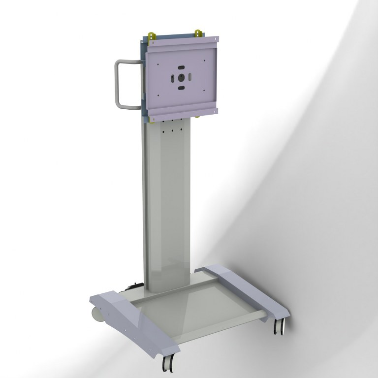 T80 Plasma Ekran Trolley 50 (2)